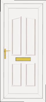 Clinton Door Style