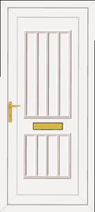 Harding Door Style