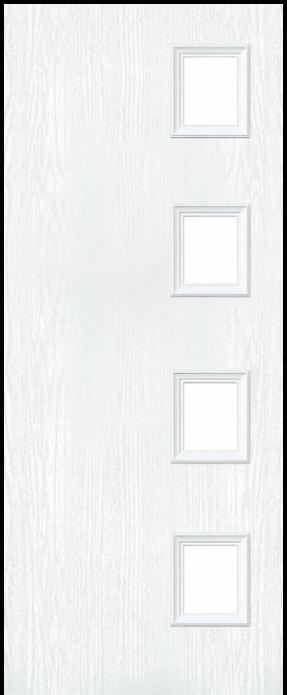 Composite Door Styles - Magnum 24R
