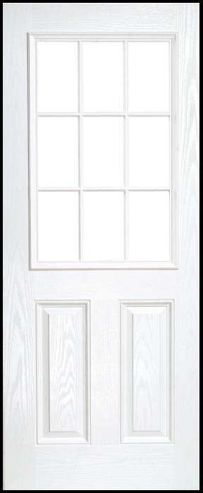 Composite Door Styles - Magnum 12