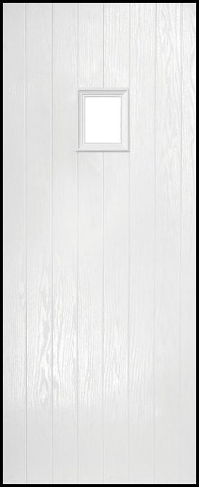 Composite Door Styles - Magnum 17