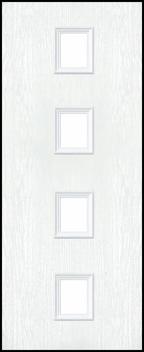 Composite Door Styles - Magnum 24C