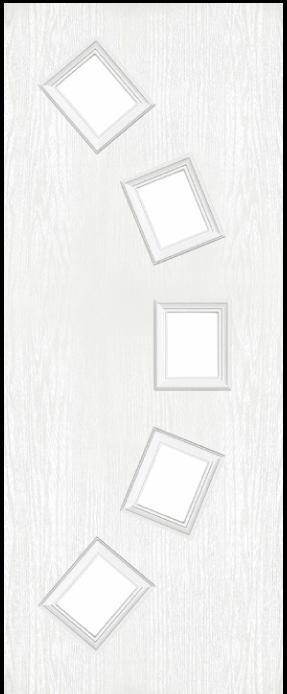 Composite Door Styles - Magnum 30L