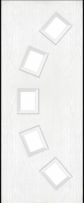 Composite Door Styles - Magnum 30R