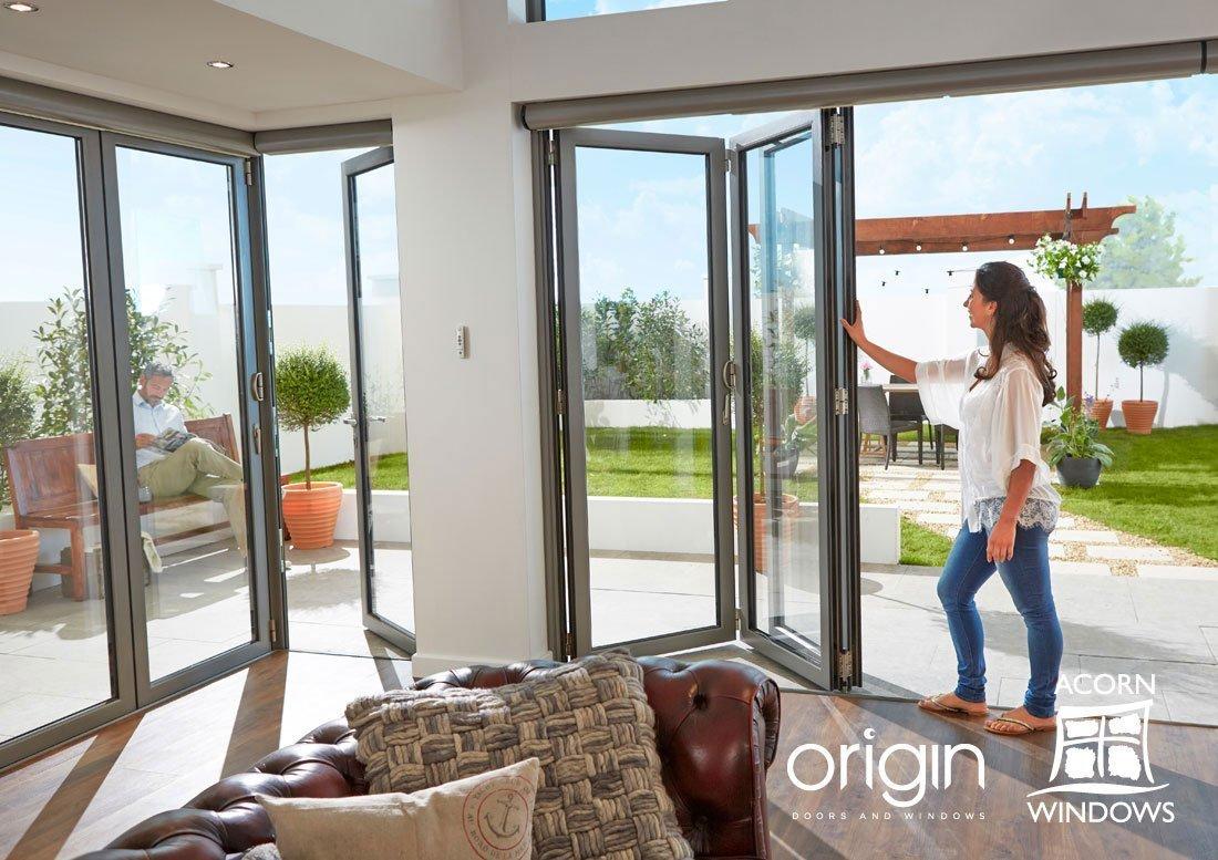 origin bi fold doors
