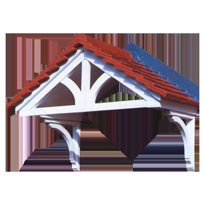 Cheltenham 730a Door Canopy