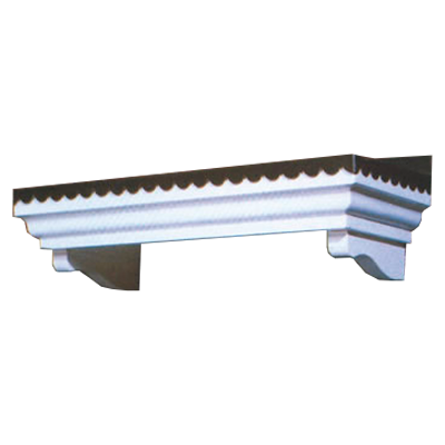 Ripley Door Canopy