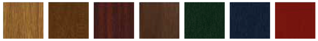 Bespoke Colour Range - Flush Sash Windows